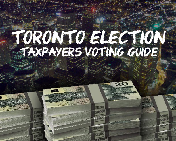 Taxpayers Voting Guide